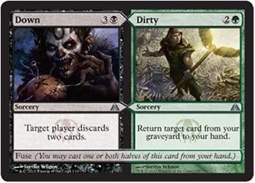 mtg-down-dirty