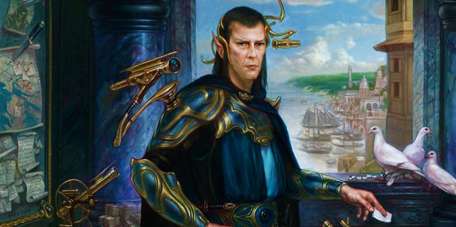 Edric, Spymaster of Trest