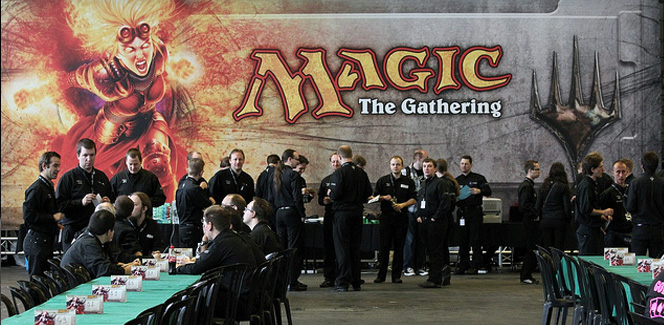 MTG Judges
