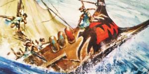 Sea God's Revenge