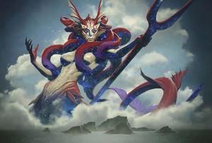 Thassa-God-of-the-Sea-Theros-Art