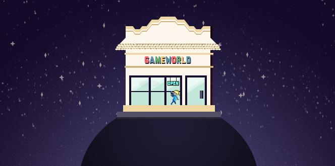 Gameworld, Las Vegas, NV