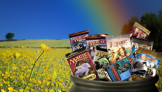 Pot-o-Gold Sealed – With Andrew, Jason, Cory… and a banjo.
