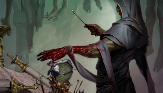 The Drum of Pain – Standard Brew