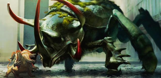 Polukranos vs Deadbridge Goliath