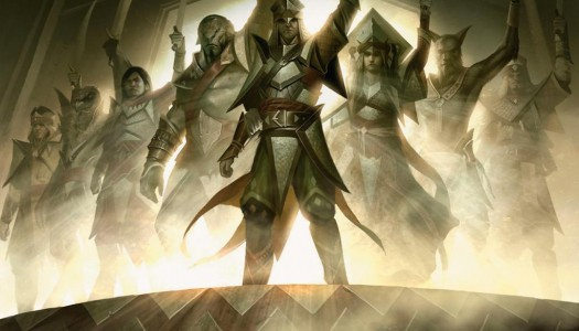 Khans of Tarkir Set Review with Rashad Miller, TheMagicManSam, and Spruke!